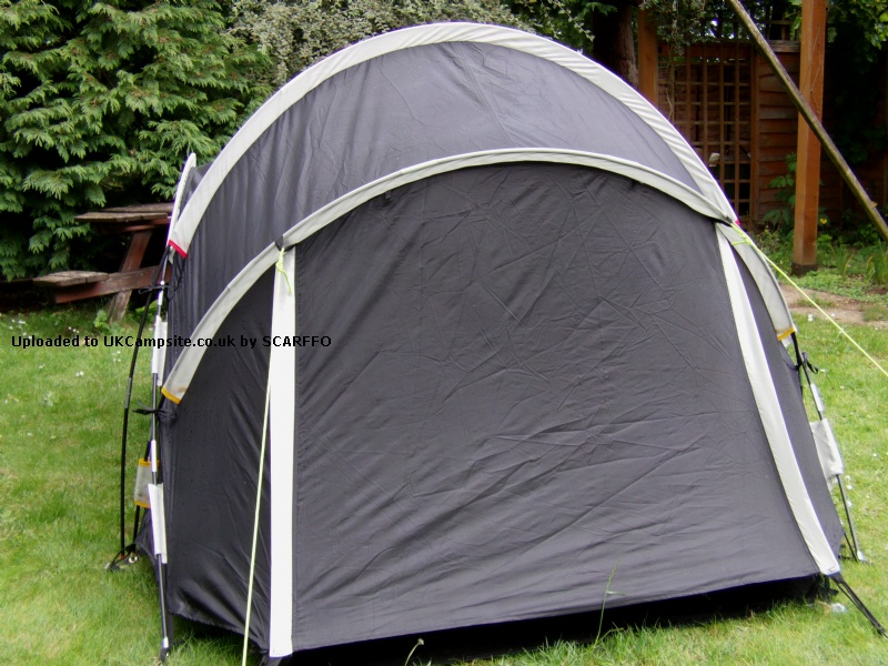 SunnCamp Massif 200 Tent Reviews and