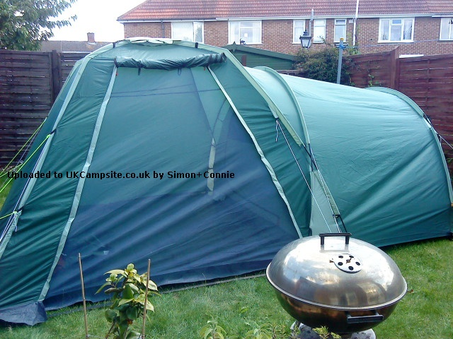 Pro Action Argos Sovereign 4 Tent Reviews And Details Page 2