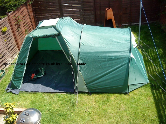 If ... & Pro Action/Argos Sovereign 4 Tent Reviews and Details