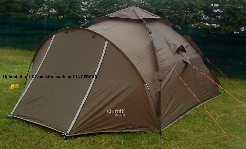 Member Uploaded Images - click to enlarge & Slumit Gobi III Tent Reviews and Details