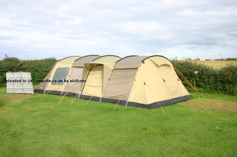 If ... & Vango Amazon 600 Tent Reviews and Details