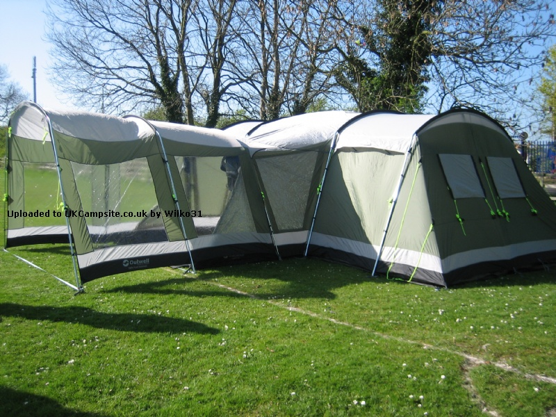Outwell Idaho Xl Tent Reviews And Details