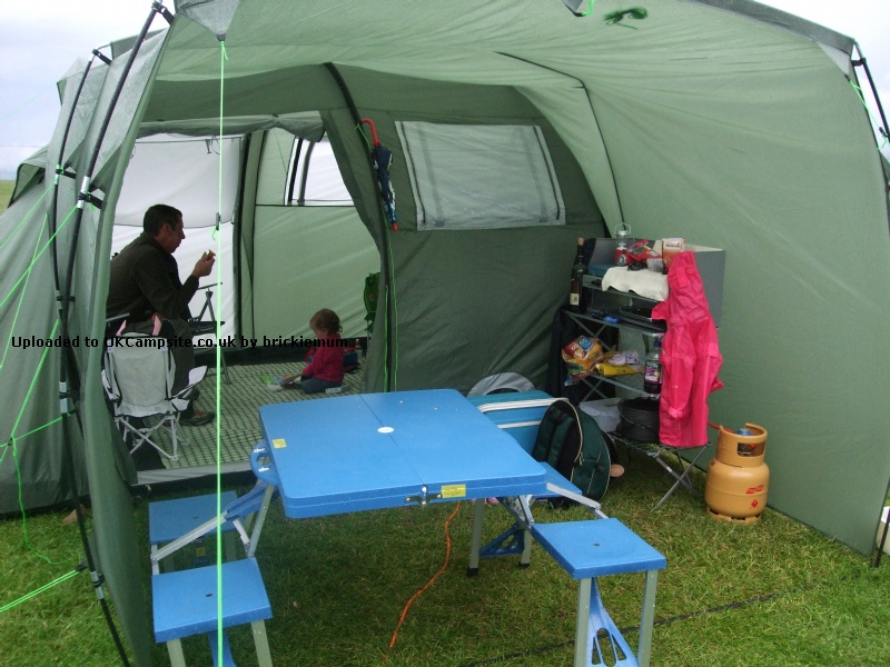 Member Uploaded Images - click to enlarge & Coleman Coastline 6 Deluxe Tent Reviews and Details