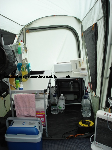Kitchen Set Ups Ukcampsite Co Uk Camping And Caravanning