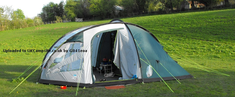 If ... & SunnCamp Evolution 600 Tent Reviews and Details
