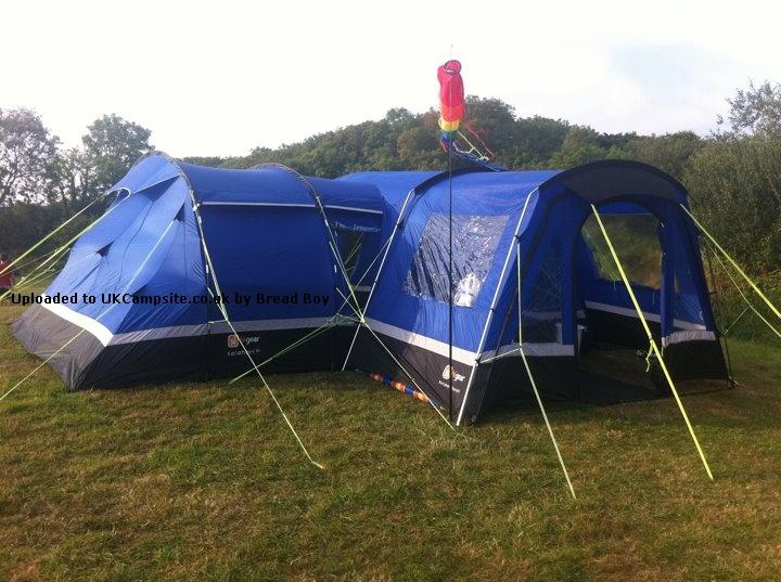 If ... & Hi Gear Kalahari Porch Tent Extension Reviews and Details