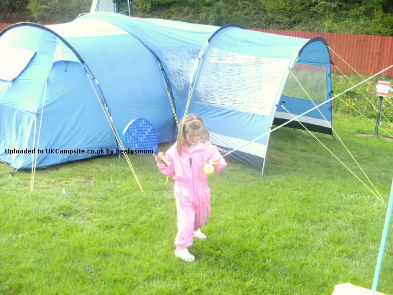 Outwell Nevada 8 Xlp 2012 Tent Reviews And Details