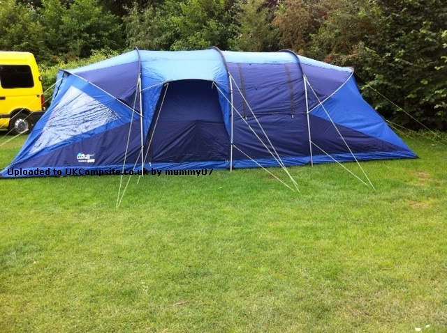 If ... & Lichfield Carradale 8 Tent Reviews and Details