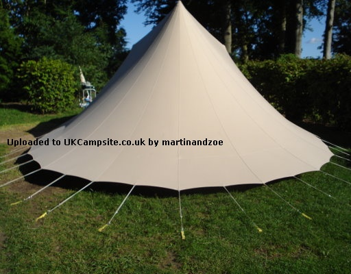 If ... & De Waard Albatros Tent Reviews and Details