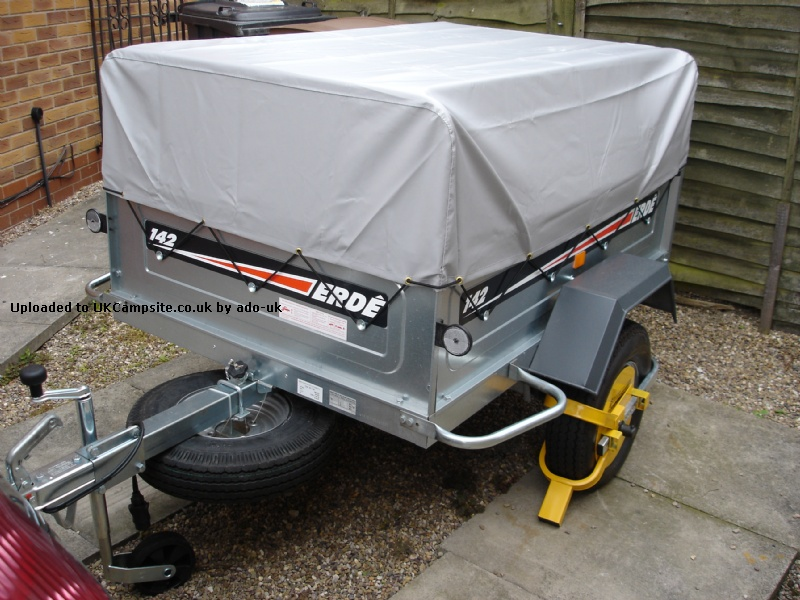 Are Erde Trailers Any Good Ukcampsite Co Uk Camping Under