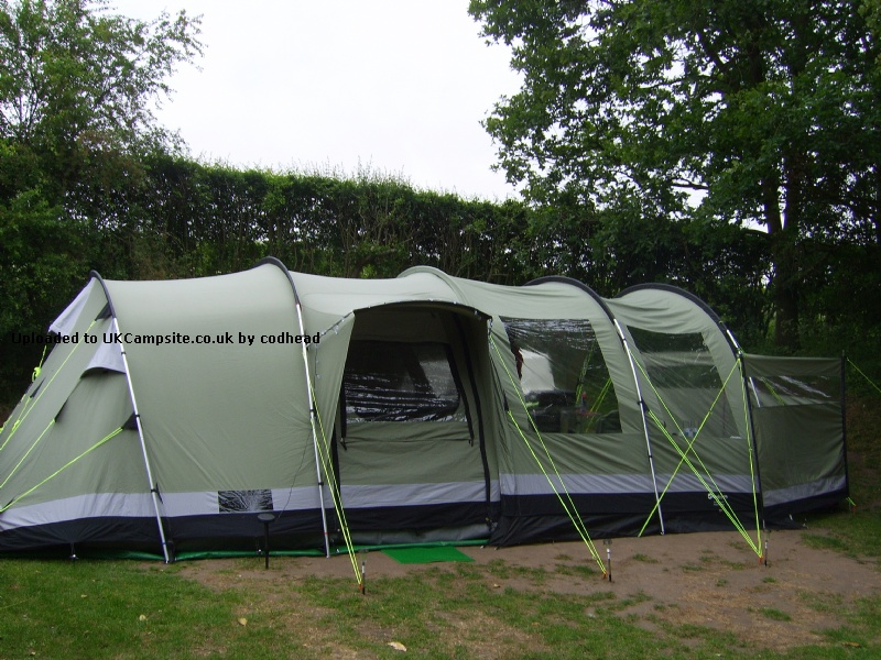 Member Uploaded Images - click to enlarge & Outwell Trout Lake 5 Tent Reviews and Details