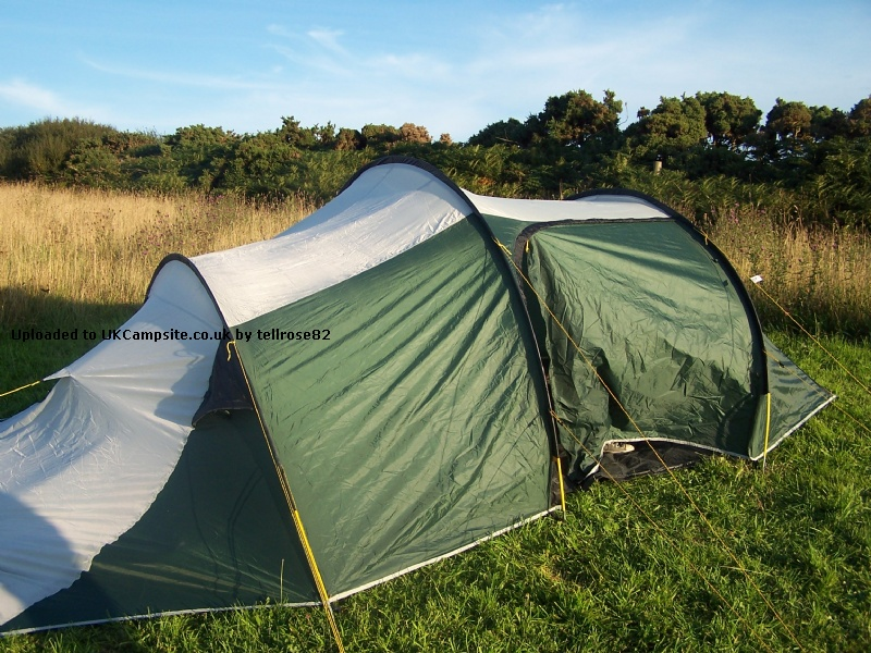 Member Uploaded Images - click to enlarge & Lichfield Cherokee 4 Tent Reviews and Details
