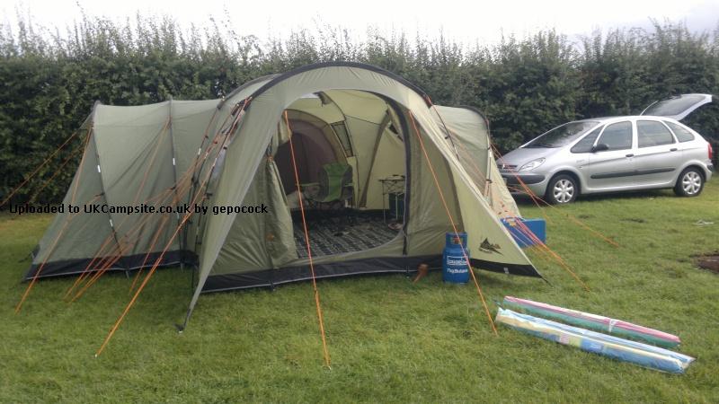 Vango Kasari 800 Tent Reviews And Details