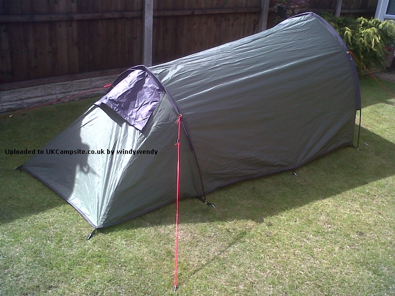 UK C&site & Eurohike Backpacker Tent Reviews and Details