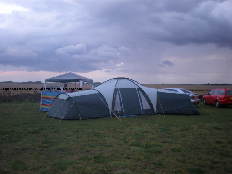 If ... & Pro Action/Argos Canberra 12 Tent Reviews and Details