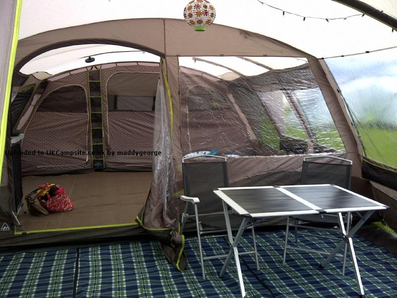 Gelert Morpheus 8 Tent Reviews And Details