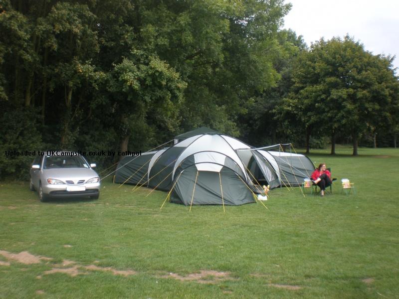 Camping hook up argos