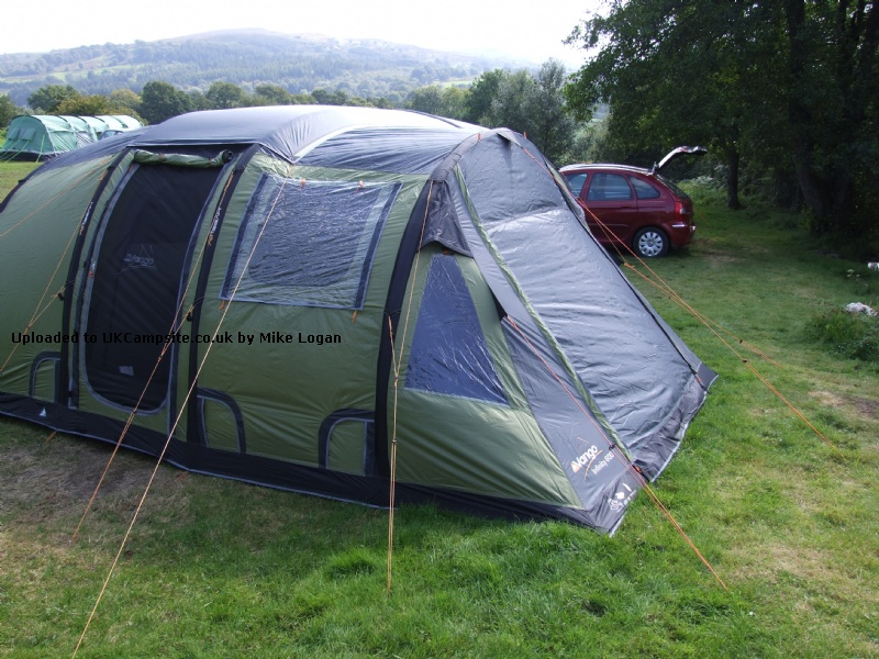 Vango Infinity 600 Airbeam Tent Reviews And Details
