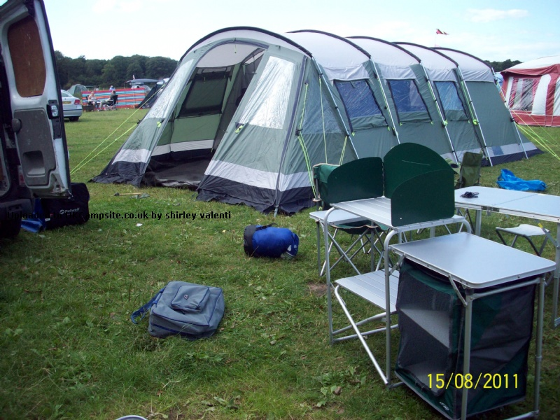 Outwell Vermont Lp Tent Reviews And Details