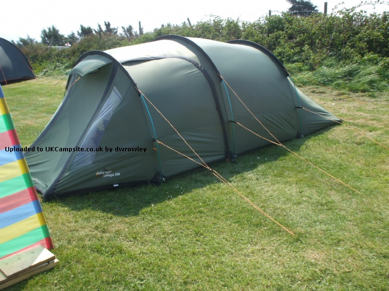 If ... & Vango Omega 350 Tent Reviews and Details