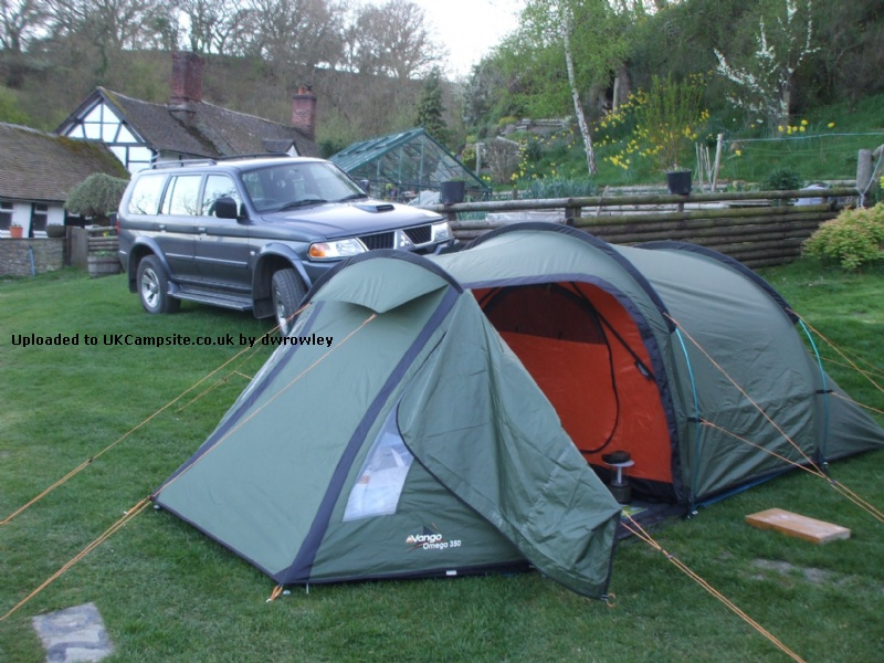 Vango Omega 350 Tent Reviews And Details