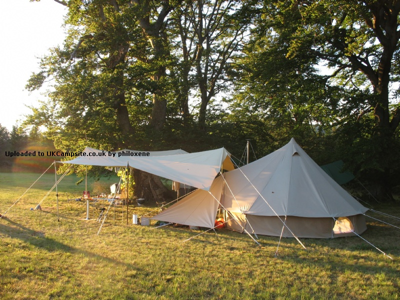 Canvas Cast 4m Bell Tent Reviews And Details