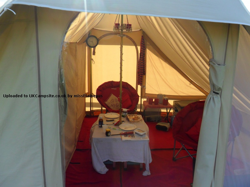 If ... & Bell Tent Touareg Tent Reviews and Details
