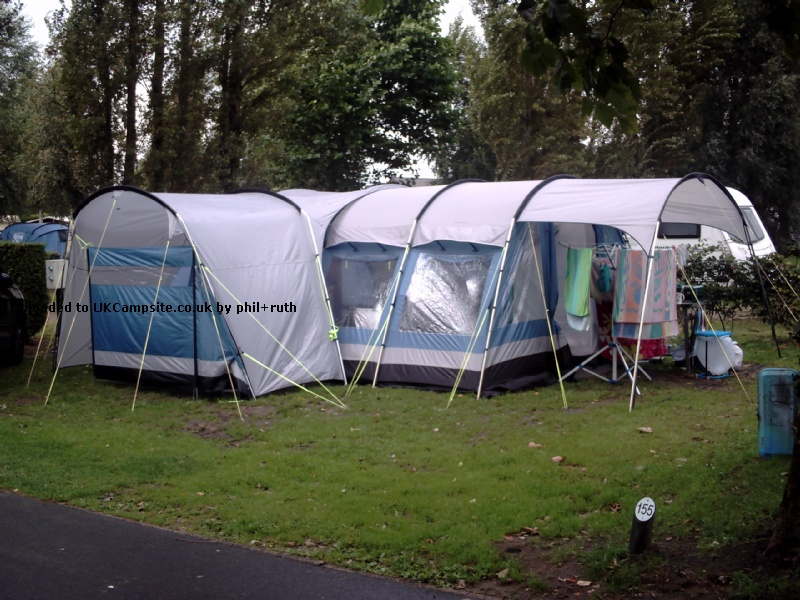 If ... & Outwell Indiana 8 Tent Reviews and Details