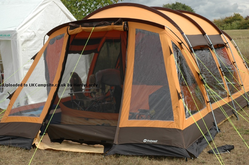 Outwell Hawaii Reef Tent Reviews And Details