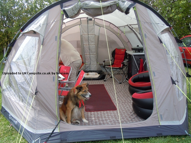 If ... & Outwell Nevada 8 XLP 2012 Tent Reviews and Details