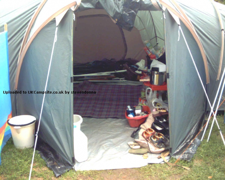Member Uploaded Images - click to enlarge & Pro Action/Argos Canberra 9 Tent Reviews and Details