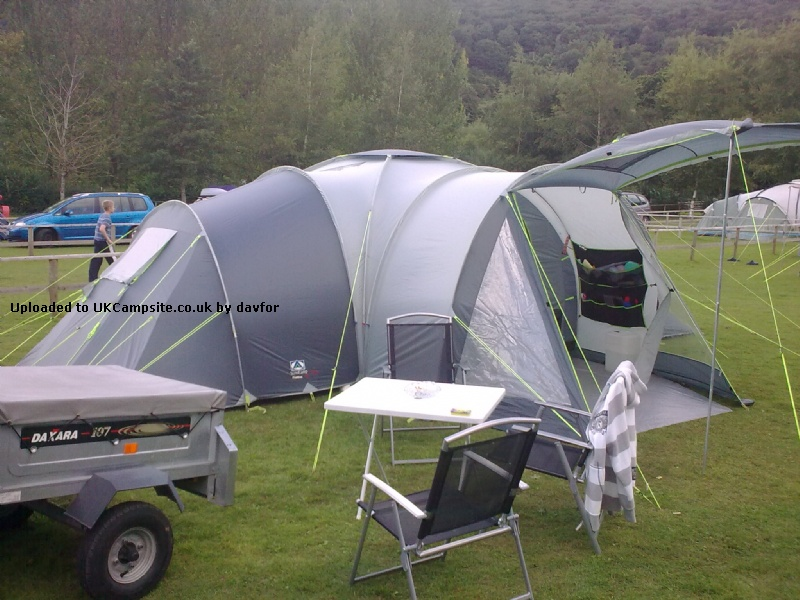 Member Uploaded Images - click to enlarge & SunnCamp Festiva 12 Tent Reviews and Details