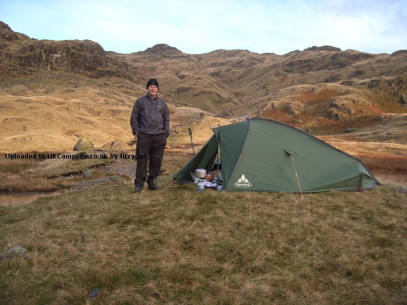 Member Uploaded Images - click to enlarge & Vaude Taurus II Tent Reviews and Details