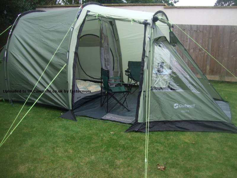 Outwell Oregon 5 Tent Reviews And Details