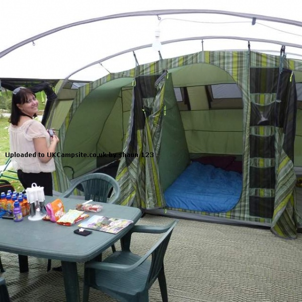 If ... & Outwell Vermont XL Tent Reviews and Details