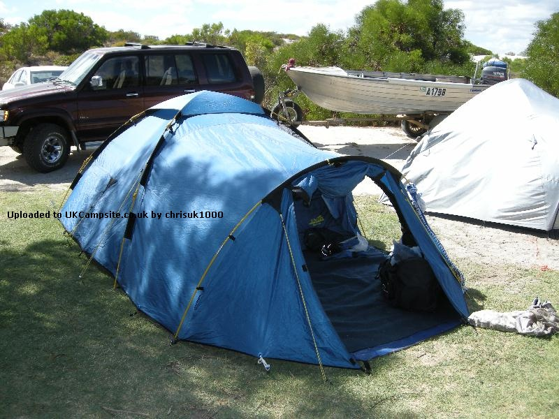 Member Uploaded Images - click to enlarge & Khyam McKinley Tent Reviews and Details