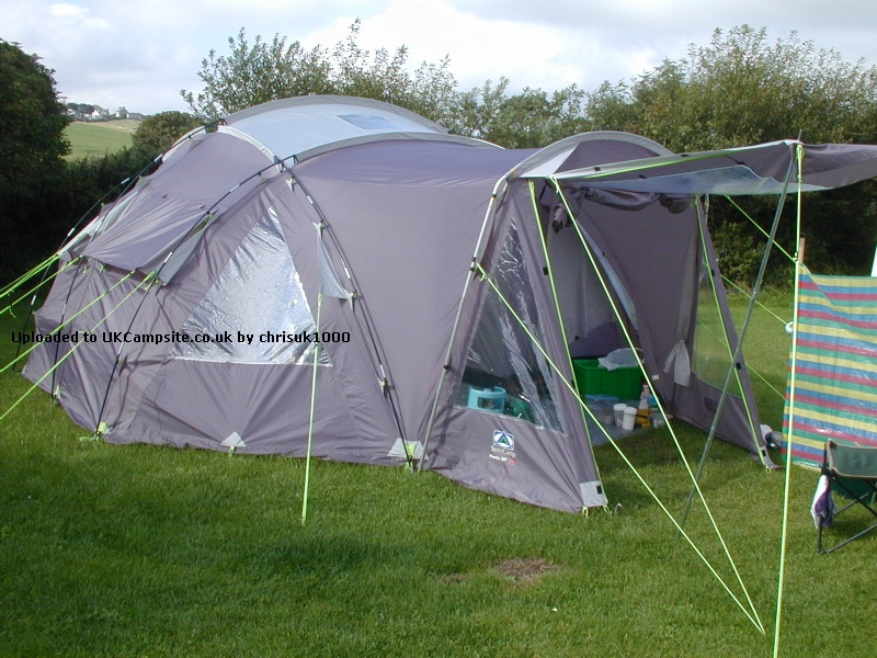 Member Uploaded Images - click to enlarge & SunnCamp Penta XP Tent Reviews and Details