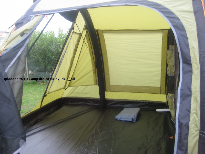 Vango Kinetic 500 Airbeam Tent Reviews and Details