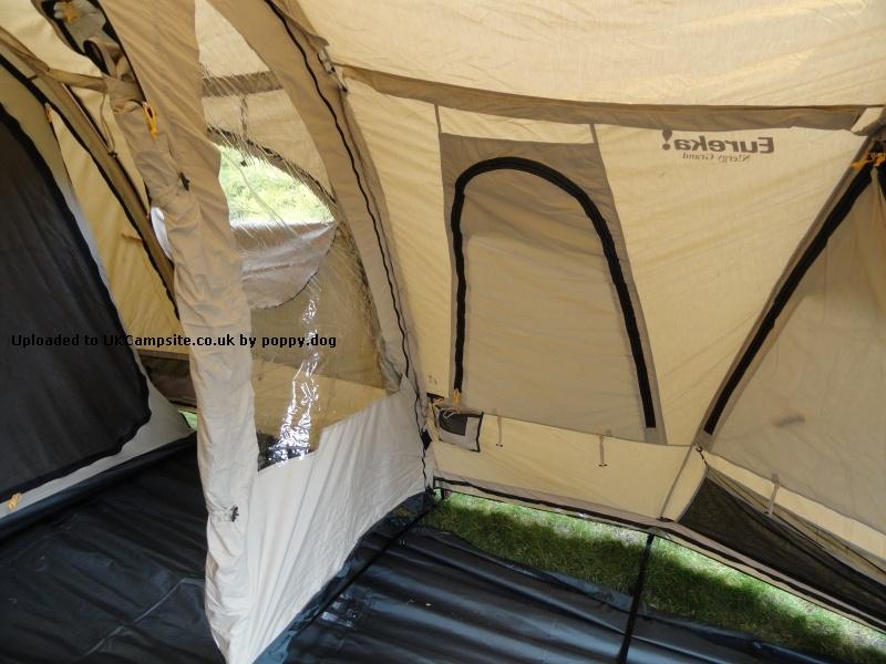 If ... & Eureka N!ergy Grand BTC Tent Reviews and Details