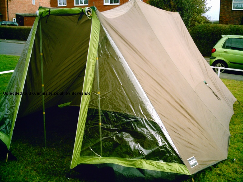 If ... & Lichfield Challenger 5 Tent Reviews and Details