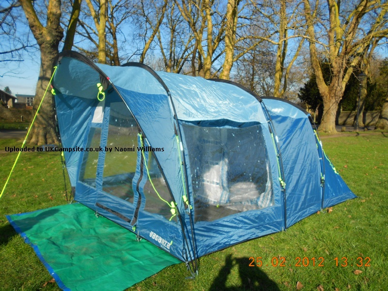 If ... & Outwell Toronto 400 Tent Reviews and Details