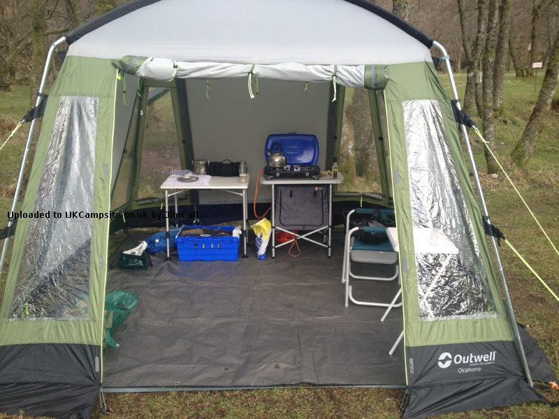 If you have a photo of this Utility Tent ... & Outwell Oklahoma Utility Tent / Tarp Reviews and Details