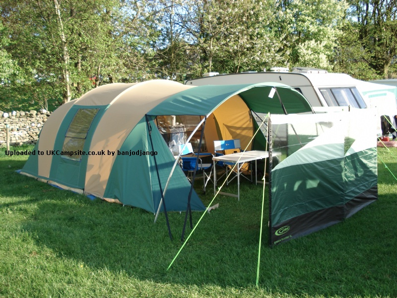 Cabanon Biscaya 370 Tent Reviews And Details