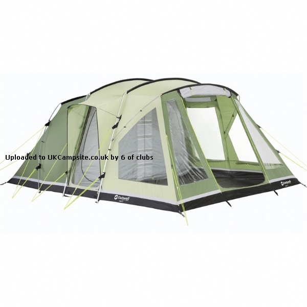 If ...  sc 1 st  UK C&site & Outwell Oakland XL Tent Reviews and Details