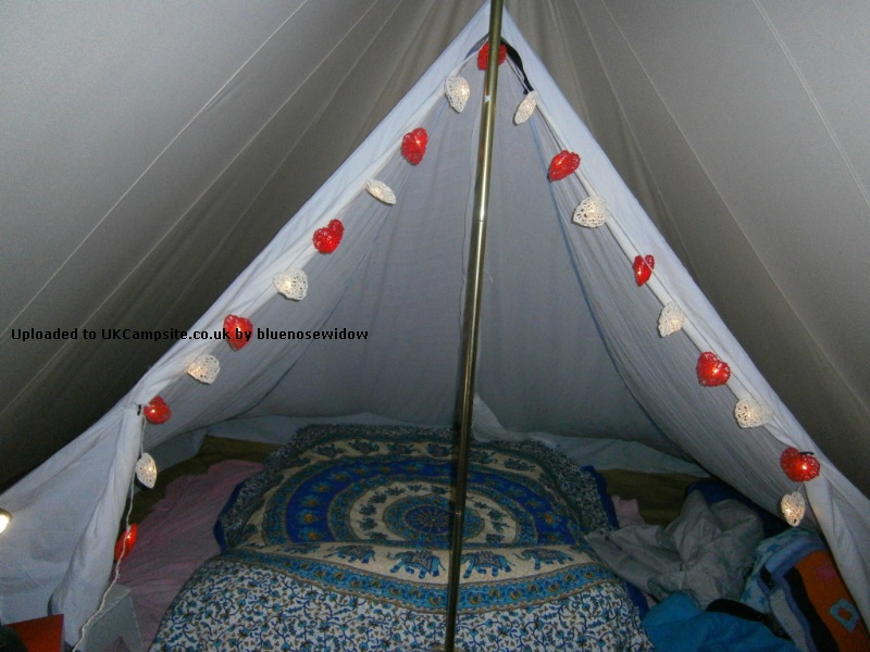 UK C&site & Hypercamp Eldorado Tent Reviews and Details