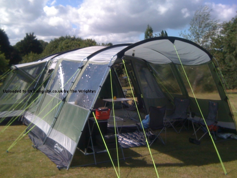 Outwell Montana 6 Front Extension Tent Extension Reviews