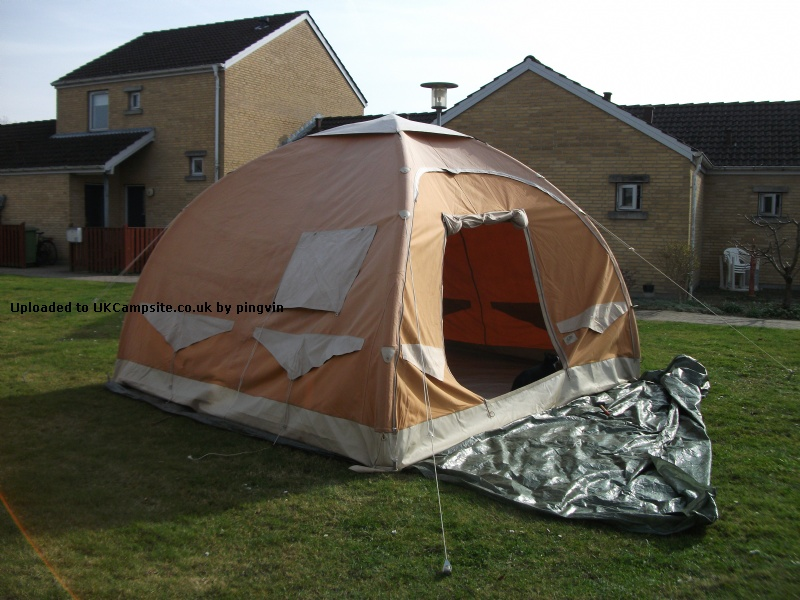 Karsten 350 Standard Pod Tent Reviews And Details