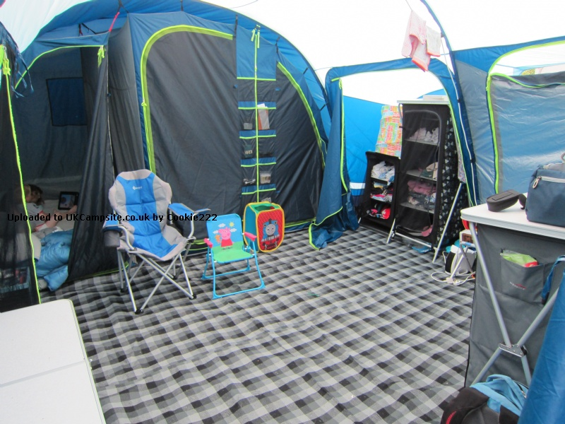 Kampa Air Awning Bedroom