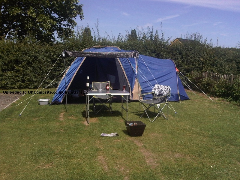 Member Uploaded Images - click to enlarge & Pro Action/Argos Regatta 4 Man Two Room Tent Reviews and Details