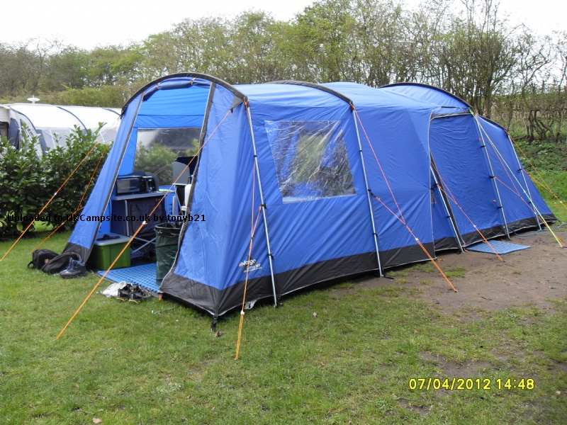 Vango Calisto 500 Tent Reviews And Details